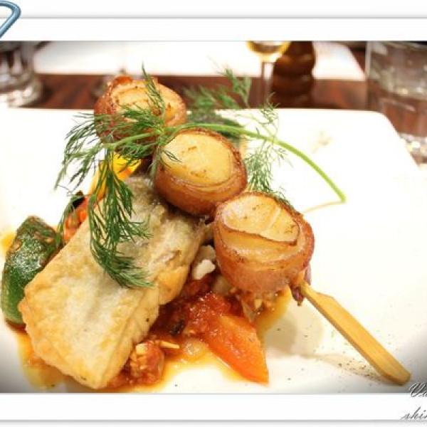 台北市 美食 餐廳 異國料理 法式料理 天母盛鑫花園餐廳(美麗華百貨店)