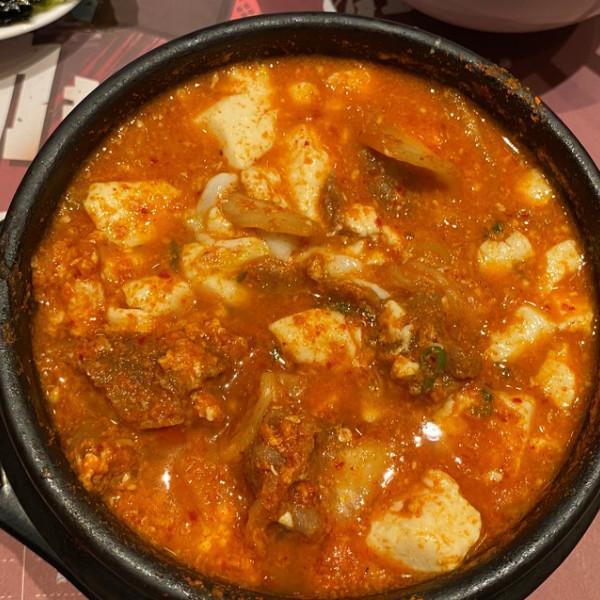 新北市 餐飲 韓式料理 涓豆腐 板橋環球店