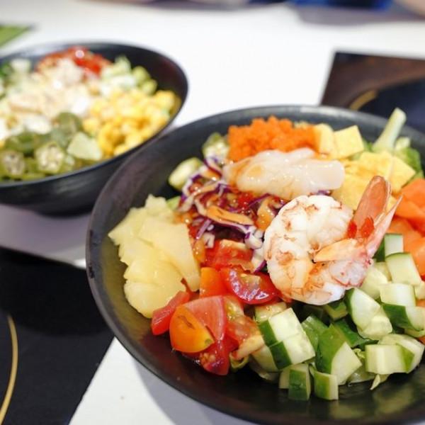 台北市 餐飲 美式料理 Re: POKE & POT 夏威夷沙拉|海鮮丼飯
