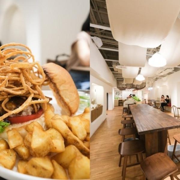 台北市 餐飲 美式料理 Waku Waku Burger 中山店