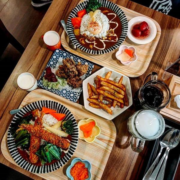 台北市 餐飲 日式料理 Hot咖喱