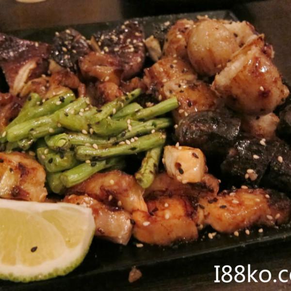 台中市 餐飲 燒烤‧鐵板燒 燒肉燒烤 火5串