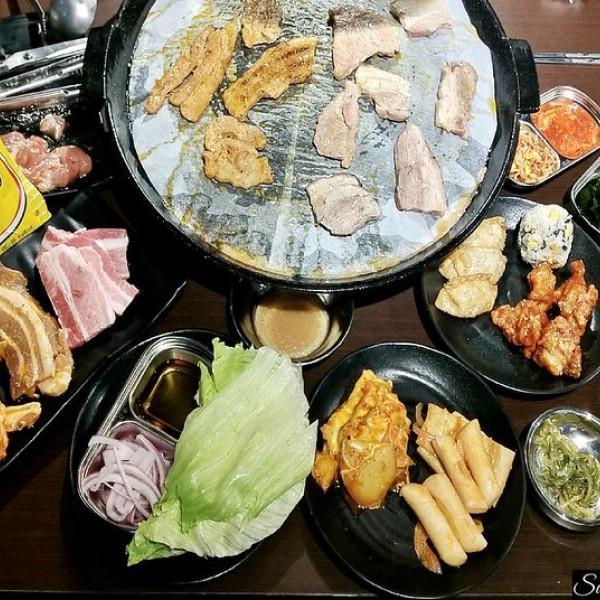 彰化縣 餐飲 韓式料理 豬對有韓式烤肉吃到飽-員林店