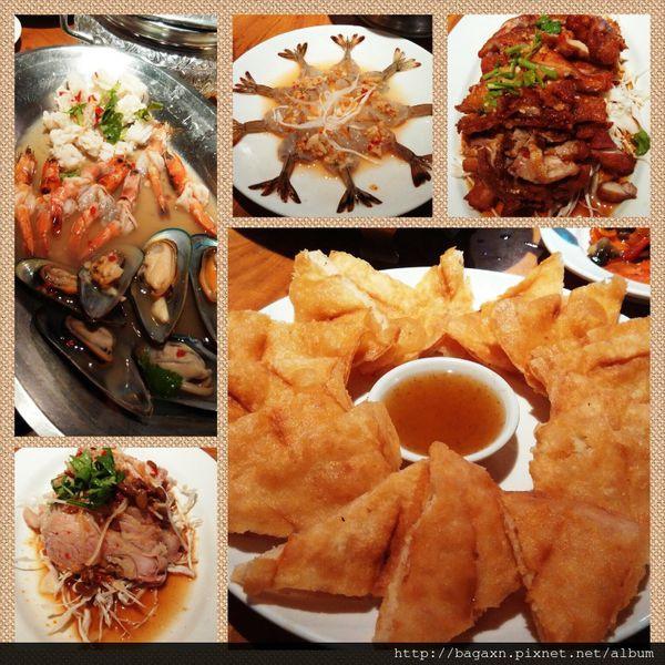 台北市 美食 餐廳 異國料理 泰式料理 泰富豪(松江店)