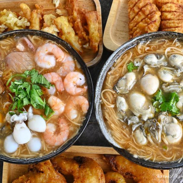 台中市 餐飲 台式料理 小糊子麵線專門