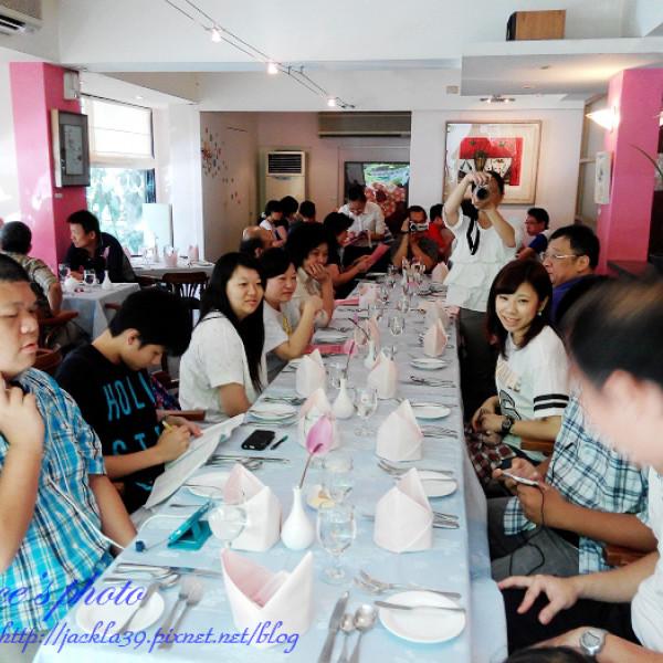 台北市 美食 餐廳 異國料理 法式料理 布查花園法式料理
