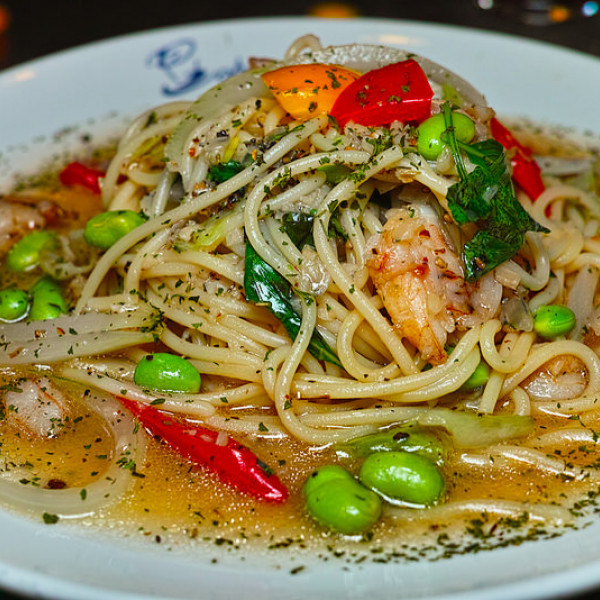 台北市 美食 餐廳 異國料理 義式料理 波西米亞義式餐廳