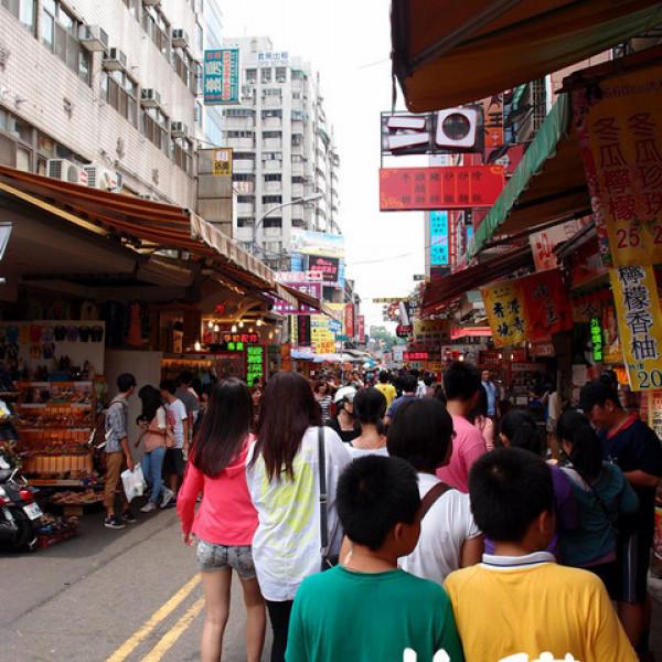台中市 觀光 觀光景點 一中街