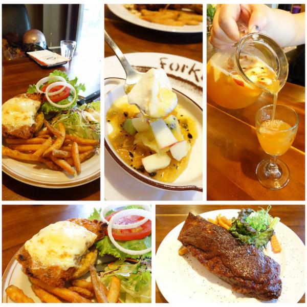 台北市 美食 餐廳 異國料理 美式料理 佛客中山店 Forker Burgers(忠孝店)