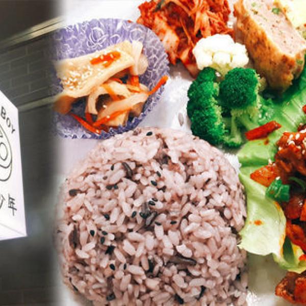 基隆市 餐飲 韓式料理 KeelungBoy基隆少年韓式便當店