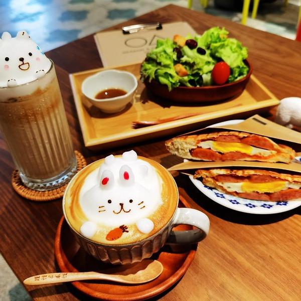 桃園市 餐飲 咖啡館 理性&感性咖啡館