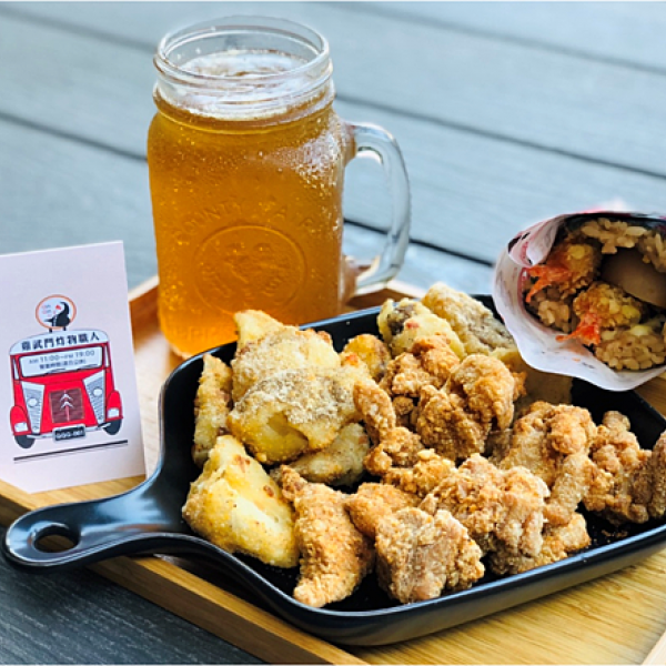 台北市 餐飲 速食 速食餐廳 雞武門大安店