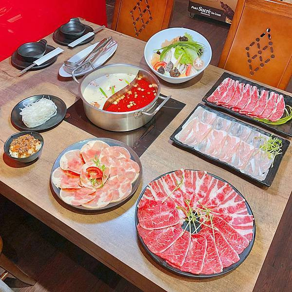 新北市 餐飲 鍋物 火鍋 李白湯鴛鴦鍋