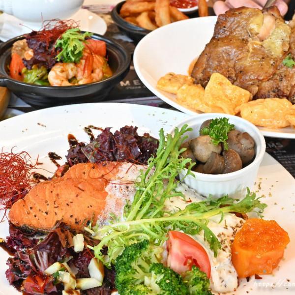 台中市 餐飲 義式料理 milano米蘭街義式小館