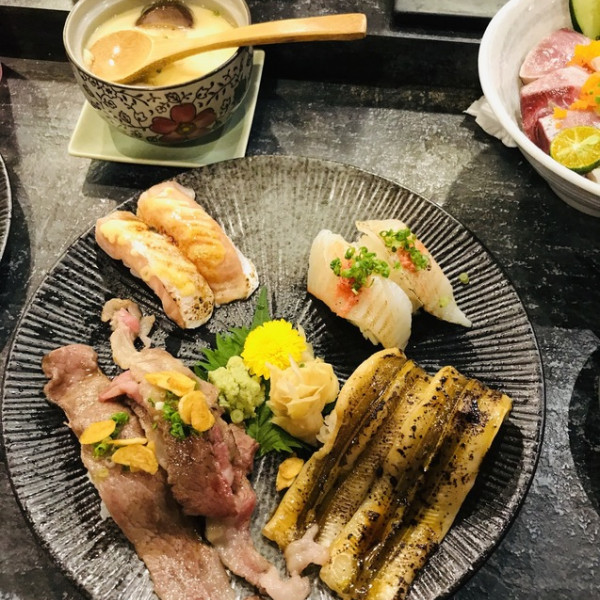 新北市 餐飲 日式料理 壽司‧生魚片 錵鑶料理