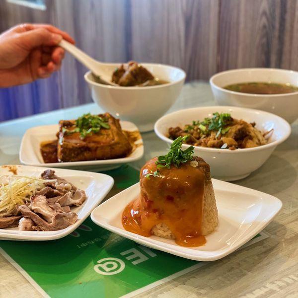 雲林縣 餐飲 台式料理 李排骨酥