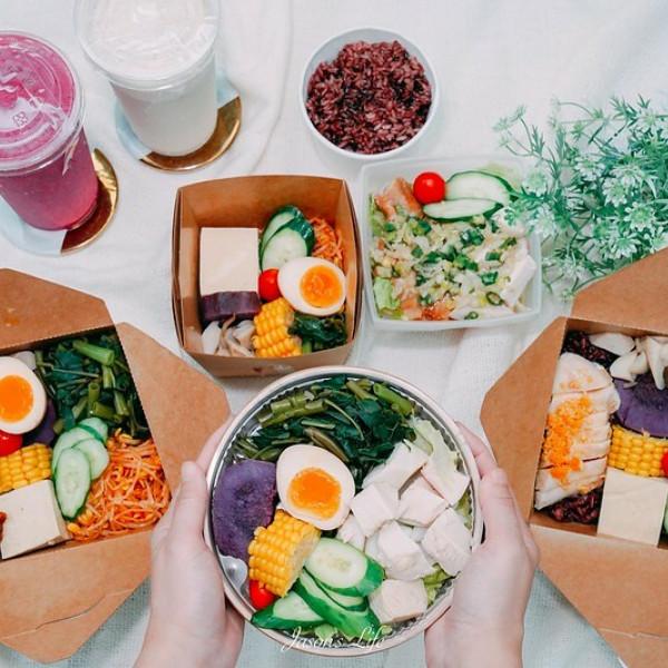 台中市 餐飲 早.午餐、宵夜 早午餐 咕蔬搖-新概念舒肥鹹水雞