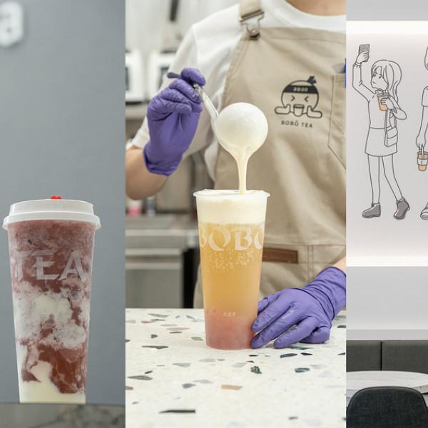 高雄市 餐飲 飲料‧甜點 飲料‧手搖飲 BOBO TEA 波波茶-高雄明華店