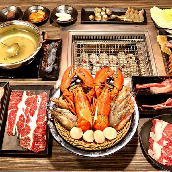 台南市 餐飲 燒烤‧鐵板燒 燒肉燒烤 一燒十味昭和園安平店
