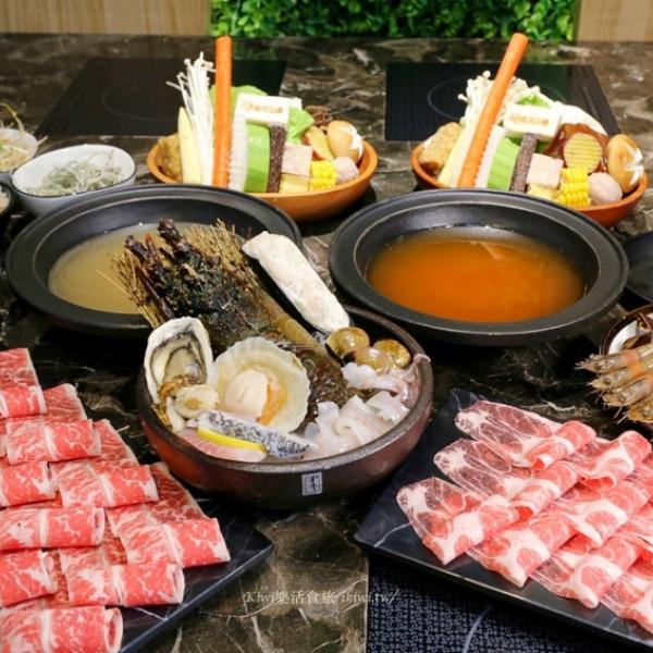台中市 餐飲 鍋物 火鍋 嗑肉石鍋河南店