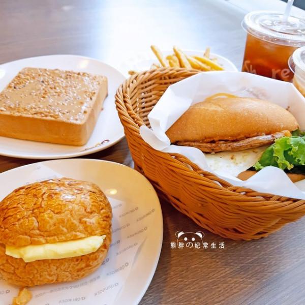 台中市 餐飲 早.午餐、宵夜 西式早餐 Q Burger 精誠店