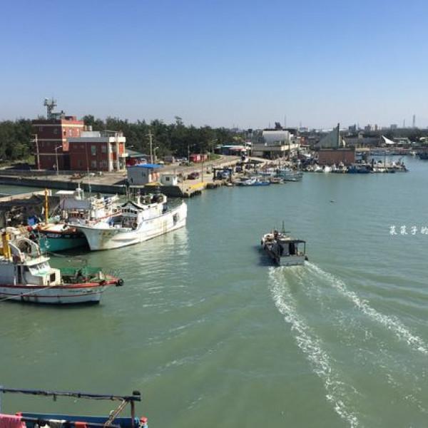 桃園市 休閒旅遊 景點 海邊港口 永安漁港