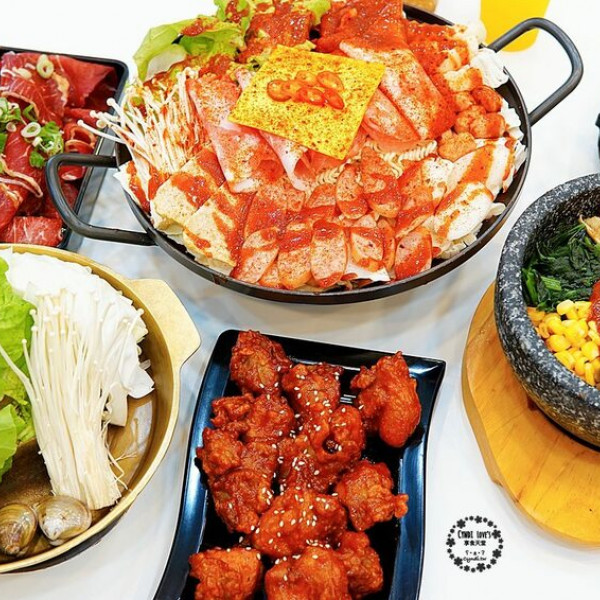 台中市 餐飲 韓式料理 最親鍋物