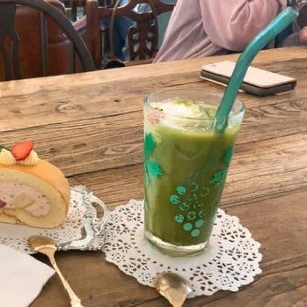 台北市 餐飲 咖啡館 喫茶小豆kissa AZUKi