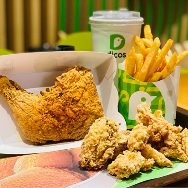 台北市 餐飲 美式料理 Dicos德克士脆皮炸雞-誠品站前店