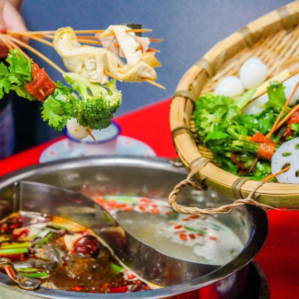 台北市 餐飲 鍋物 其他 辣吉點成都串串香