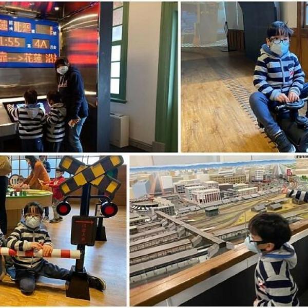 台北市 觀光 觀光景點 國立台灣博物館鐵道部園區