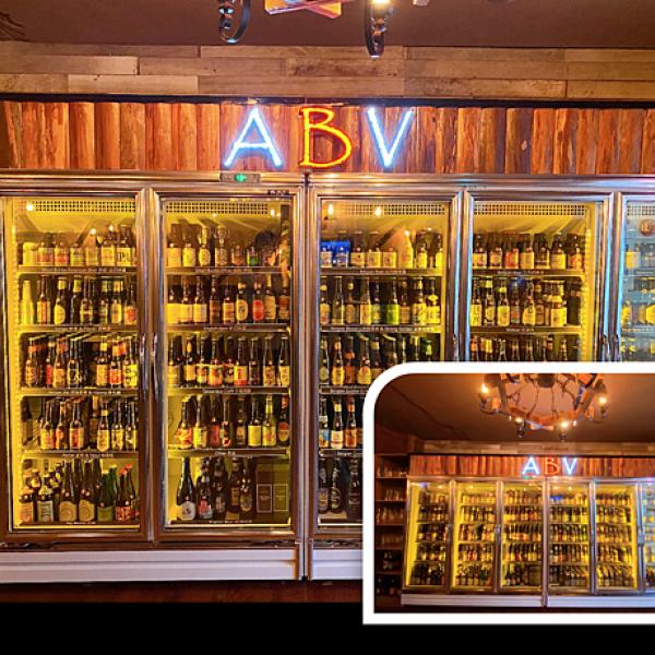台北市 餐飲 美式料理 ABV Bar&Kitchen世界精釀啤酒餐廳