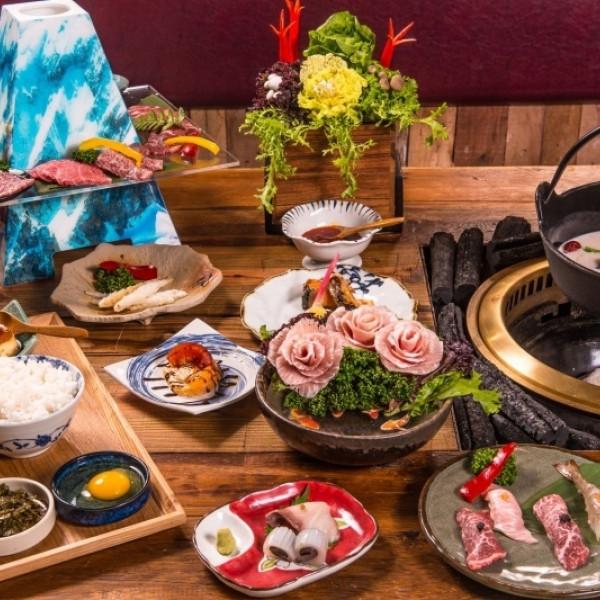 台北市 餐飲 燒烤‧鐵板燒 燒肉燒烤 胡同裏的寬巷子 敦南店