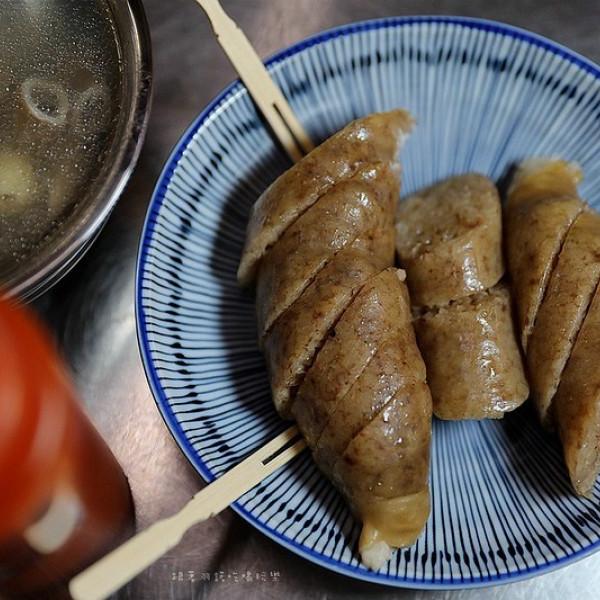 台北市 餐飲 夜市攤販小吃 堃叔手作糯米腸