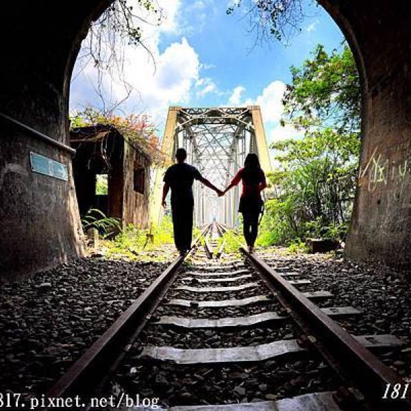 苗栗縣 觀光 觀光景點 舊山線七號隧道