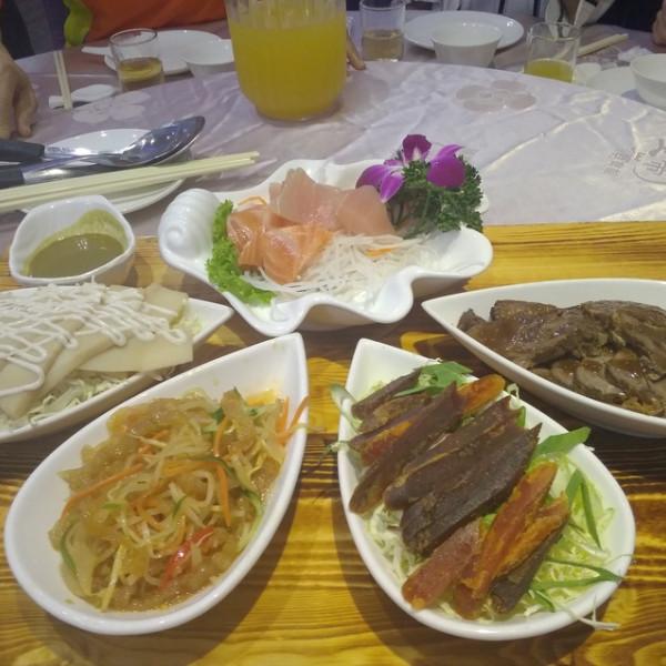 桃園市 餐飲 台式料理 皇帝嶺美食會館
