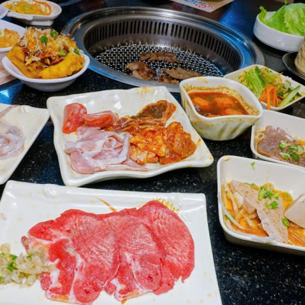 新竹縣 餐飲 吃到飽 神保町燒肉竹北館