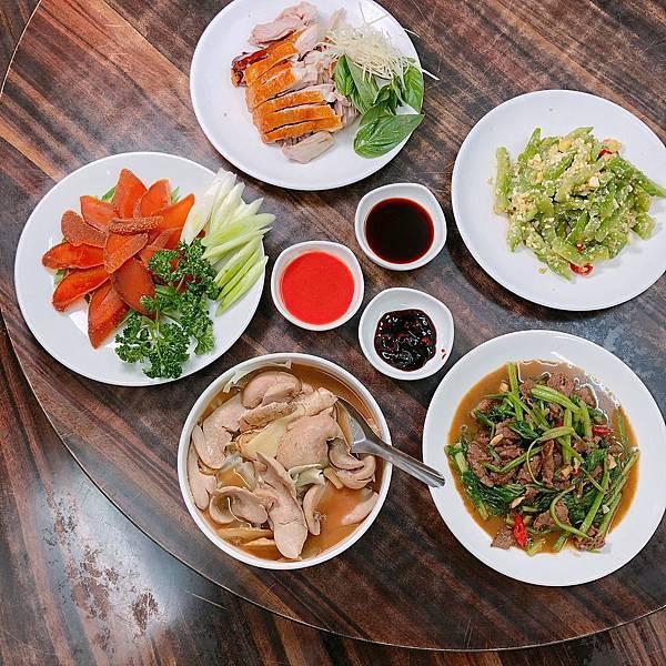 台北市 餐飲 台式料理 漢記剝骨鵝肉