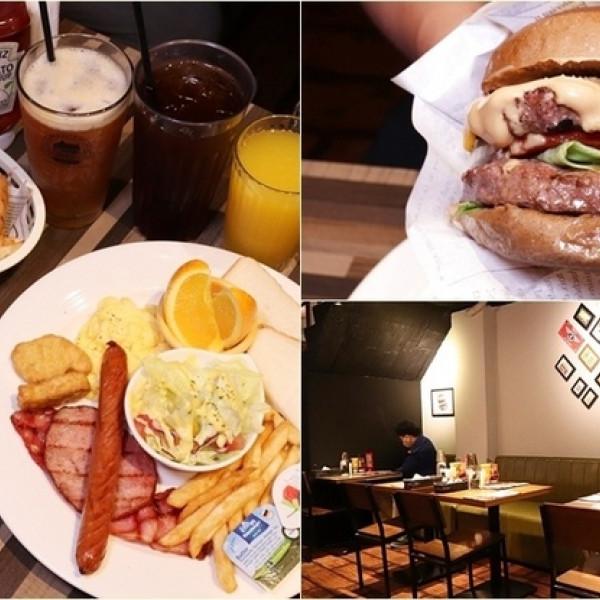 台北市 餐飲 美式料理 Stan & Cat 史丹貓美式餐廳  西門店