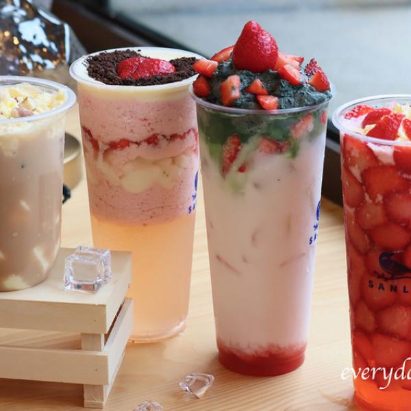 台南市 餐飲 飲料‧甜點 飲料‧手搖飲 三露奶茶舖