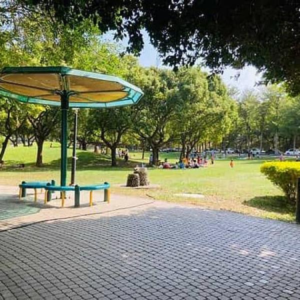台中市 觀光 公園 鰲峰山公園