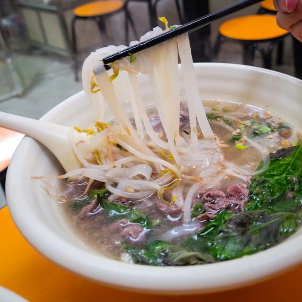 台北市 餐飲 多國料理 南洋料理 通化街無名越南河粉