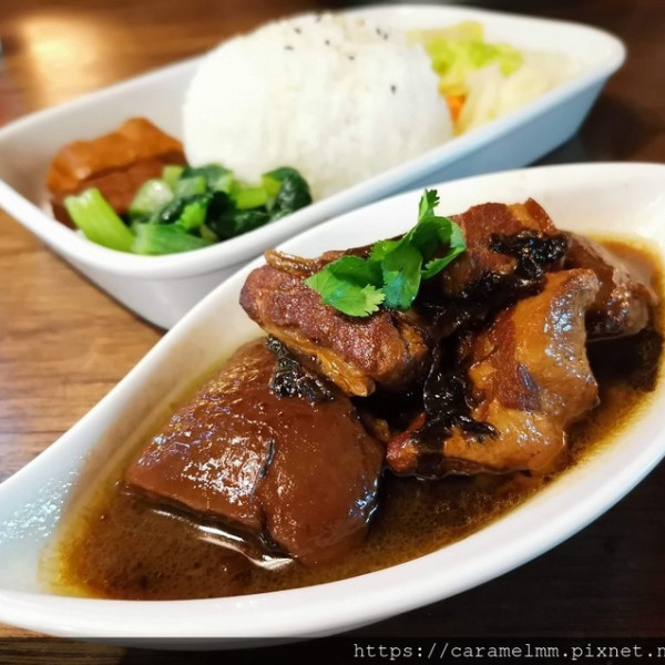 新竹縣 餐飲 台式料理 櫻木花道咖啡館