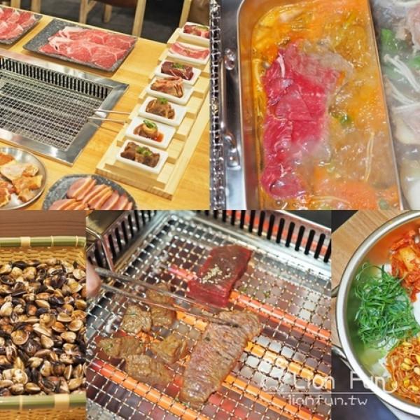 高雄市 餐飲 吃到飽 虎樂plus日韓精肉海鮮火烤吃到飽-左營新光三越門市