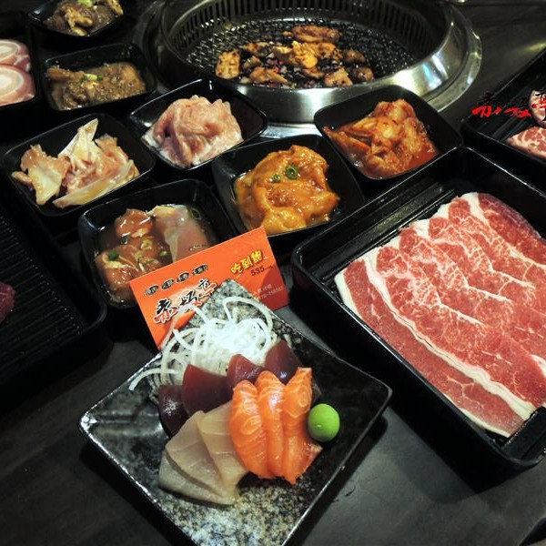 台北市 美食 餐廳 火鍋 涮涮鍋 赤坂亭日式燒烤