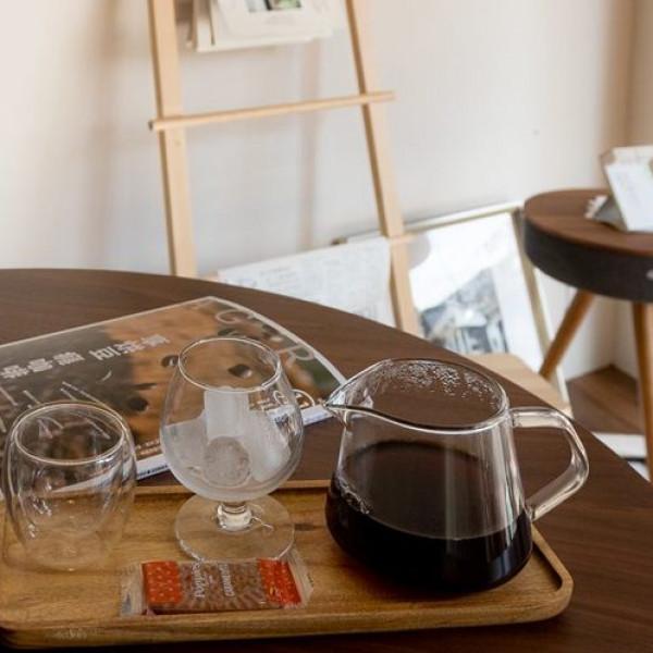 台中市 餐飲 咖啡館 梧賴咖啡