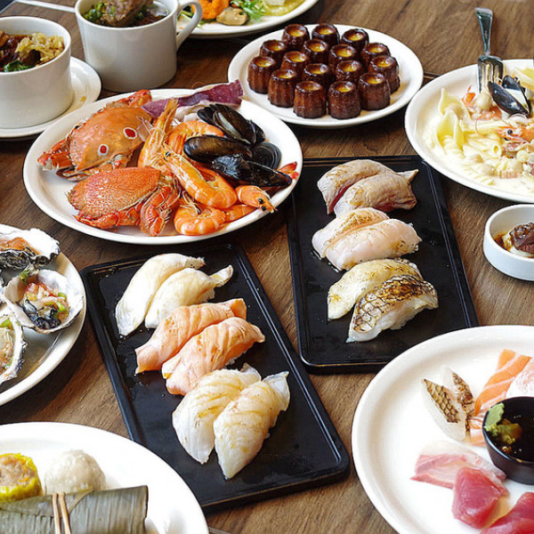 台北市 餐飲 多國料理 其他 台北晶華酒店栢麗廳