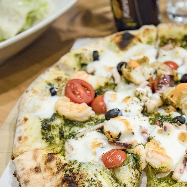 台北市 餐飲 義式料理 OGGI 歐奇窯烤披薩市府店
