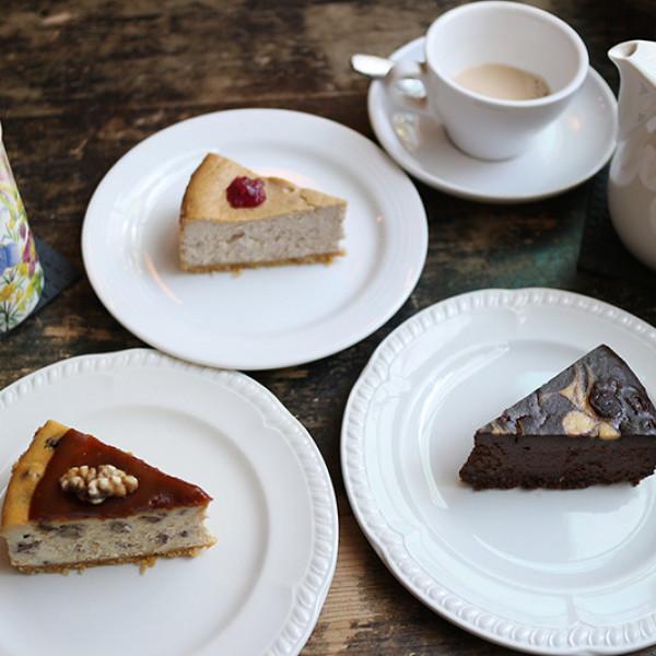 台北市 美食 餐廳 咖啡、茶 咖啡館 孚羅起士蛋糕