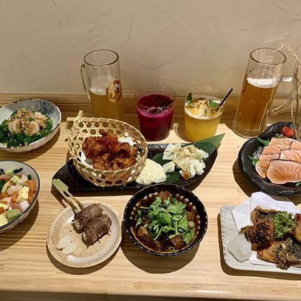 台北市 餐飲 日式料理 居酒屋 一福Ippuku串燒酒場